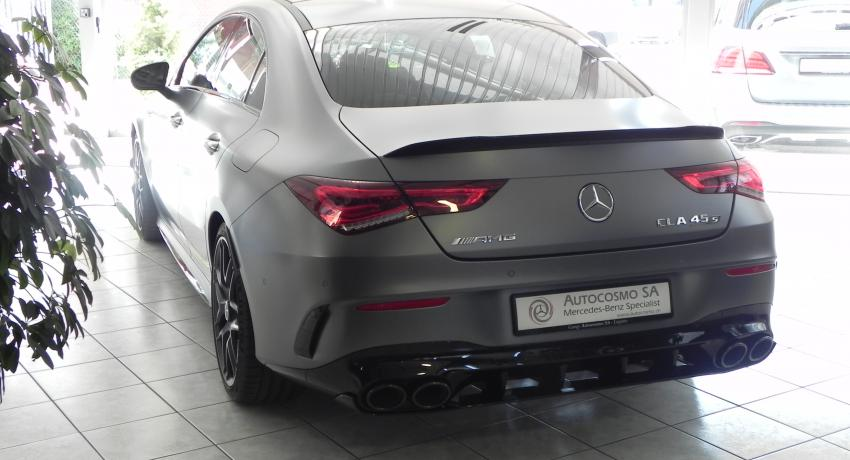 CLA 45 S AMG 4Matic Coupé
